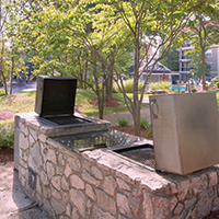 Branson, MO - Wyndham Branson at the Meadows, Barbecue Grilling Station