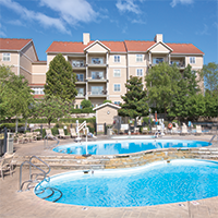 Branson, MO - Wyndham Branson at the Meadows, Outdoor Pool
