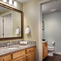 Branson, MO - Wyndham Branson at the Meadows, Three-bedroom Master Bath