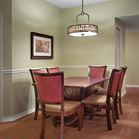 Branson, MO - Wyndham Branson at the Meadows, Three-bedroom Dining Area