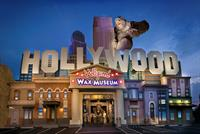 Four Attractions. One Ticket Price! Hollywood Wax Museum Entertainment Center