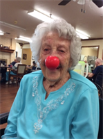 "We like to participate in fundraisers like ""Red Nose Day"" which is dedicated to ending child poverty."