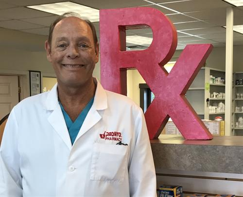 Pronto Joplin Pharmacist in Charge