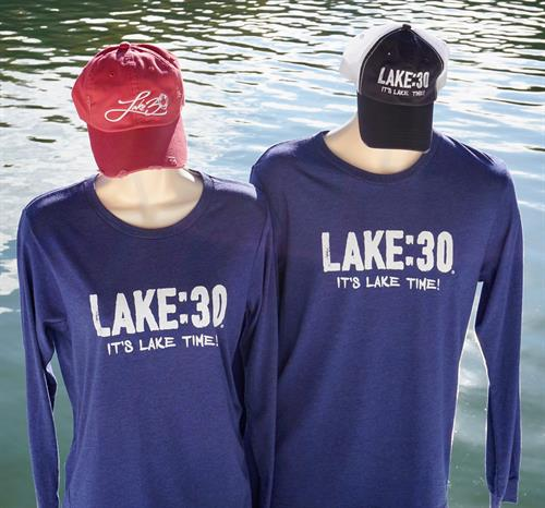 Lake30® Super Soft Long Sleeves - Apparel for anyone who loves the lake!