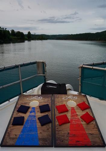 Lake30® Cornhole - Tailgate size