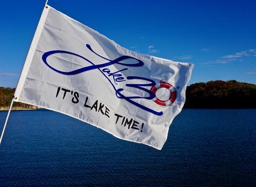 Lake30® Boat/Dock Flag
