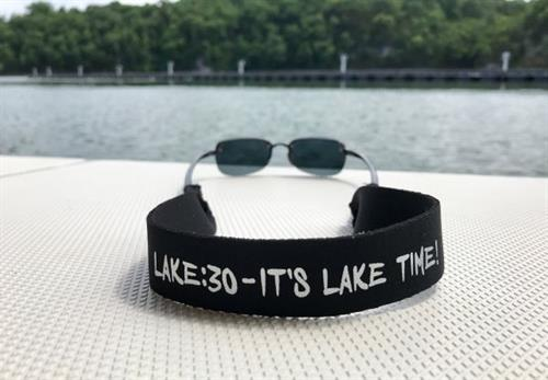 Lake30 Neoprene Sunglass Straps
