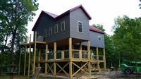 1200 SF cabin on Spring River