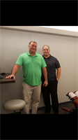 Meet Dr. Travis Sellers and Dr. Austin Hubbard.  They will give you the best care and make sure you are feeling great!