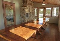 Lodge dinning room