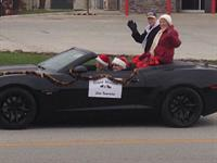2016 parade Grand Marshall Lion Jim Tesreau (RIP)
