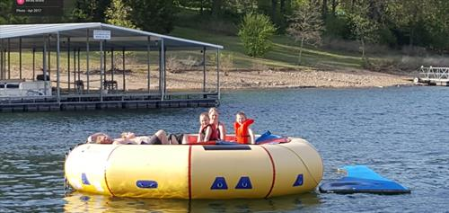 Fun in Table Rock Lake