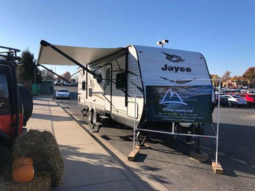 Ozark Mountain Camper Rentals, LLC.