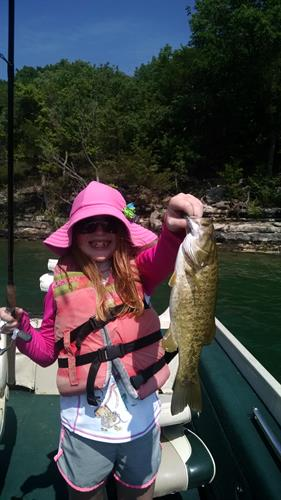 Table rock Lake is great for fishing too.
