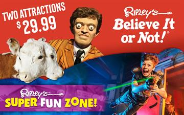 Ripley's Missouri Attractions