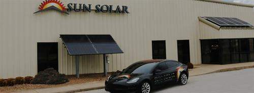 Sun Solar Headquarters Front