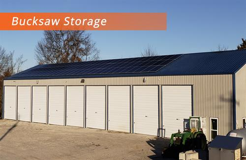 Bucksaw Storage Units Clinton, MO