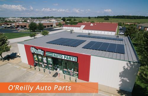 O'Reilly Auto Parts Stores