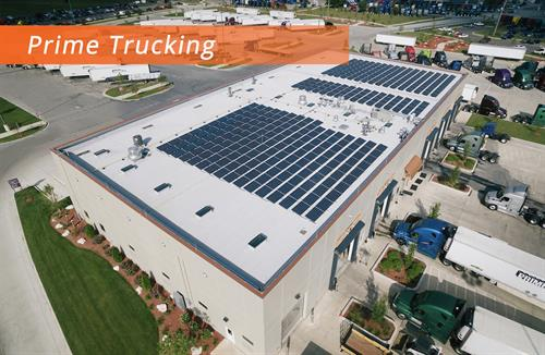 Prime Trucking Springfield MO