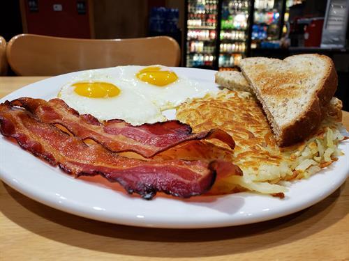 Area71 Classic Breakfast