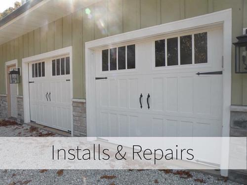 Installs & Repairs