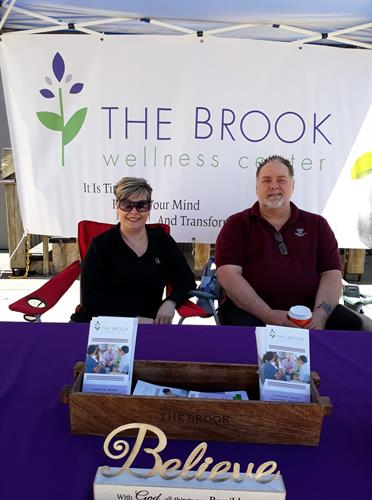 Community Outreach at Hollister Grape and Fall Festival