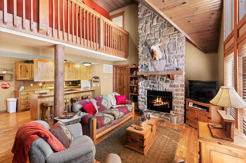 Lodges at StoneBridge resort.