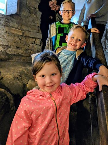 Adventure awaits for children of all ages at Talking Rocks Cavern