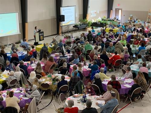 Master Gardener programs draw large crowds from all over the region