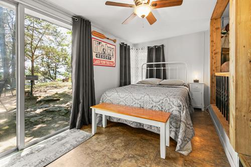 The Cottage is the perfect romantic getaway.