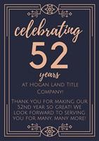 We celebrated out 52nd Anniversary on December 14, 2016! Thank you for so many wonderful years!