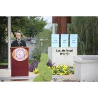 College of the Ozarks holds 9/11 Memorial Ceremony Sept. 11, 2020