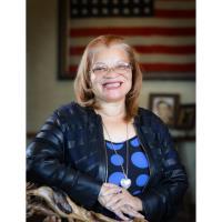 Dr. Alveda King, niece of Dr. Martin Luther King, Jr., speaks at College of the Ozarks Convocation