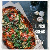 Lunch Break in Italy