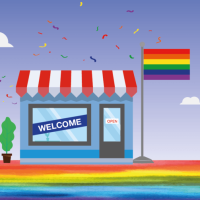 Story Gathering with LGBTQ+ Business Owners