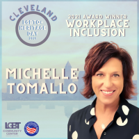 Plexus Connects: Workplace Equity w/ Michelle Tomallo co-hosted by The Buckeye Flame