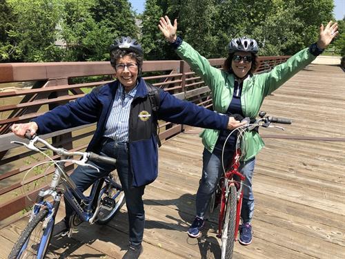 Bike - Underground Railroad Tour