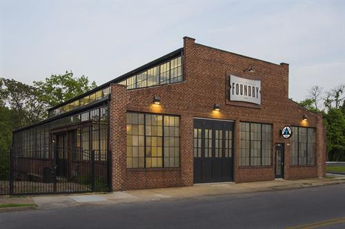 The Historic Falls Stamping & Welding Building