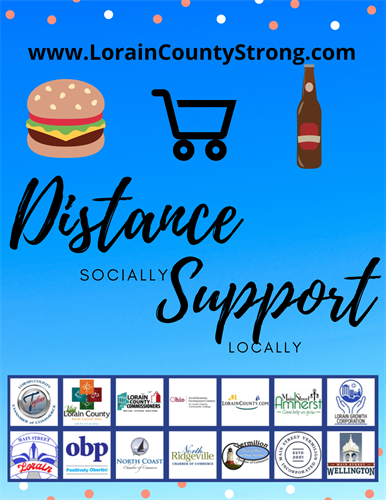 Lorain County Strong partners