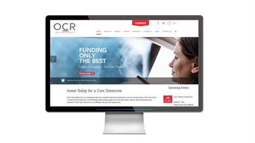 Ohio Cancer Research Website