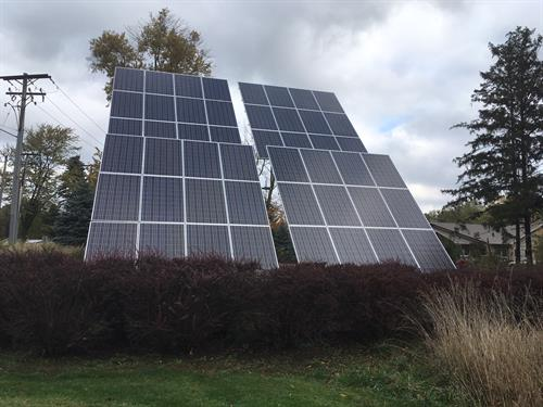 Douglass & Associates Co. L.P.A.   Solar Panels