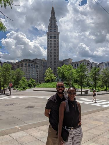 Tours of Cleveland in Public Square