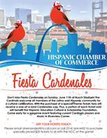 """""""Fiesta Cardenales Flyer"""""""