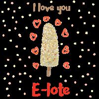 Bilingual Love Greeting Card