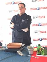 Presentación de cocina en Taste of St. Louis