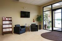 Comfortable lobby area
