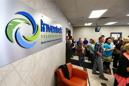 Inventrek's grand opening following the devastating tornadoes in August 2016.