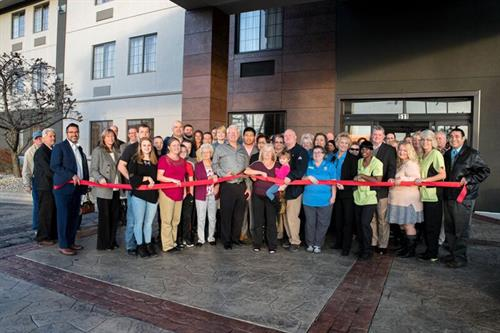 The Chamber of Commerce hosts dozens of ribbon cuttings throughout the year to celebrate members' achievements.