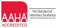 Kokomo's only AAHA accredited practice.
