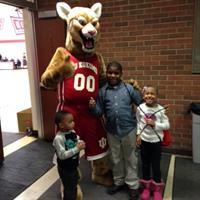 IUK Kid's Day with The Cougars!